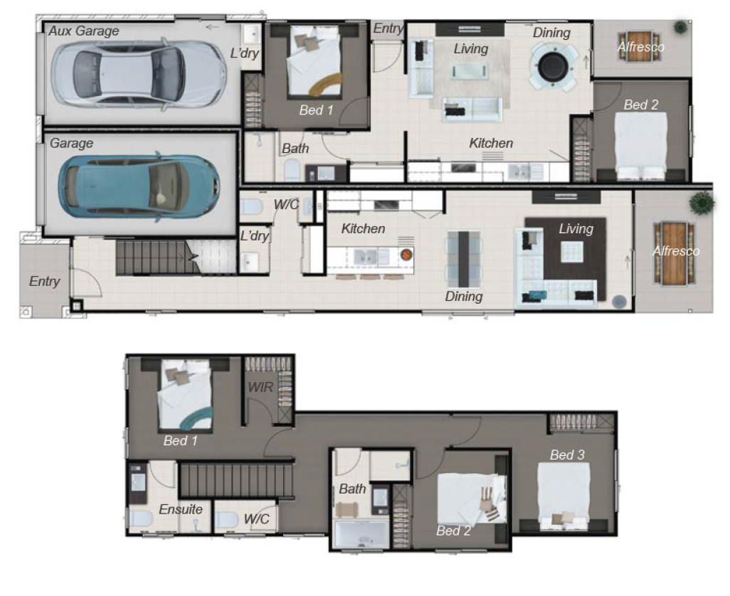 Holmview Plan Specific Property Dual Income