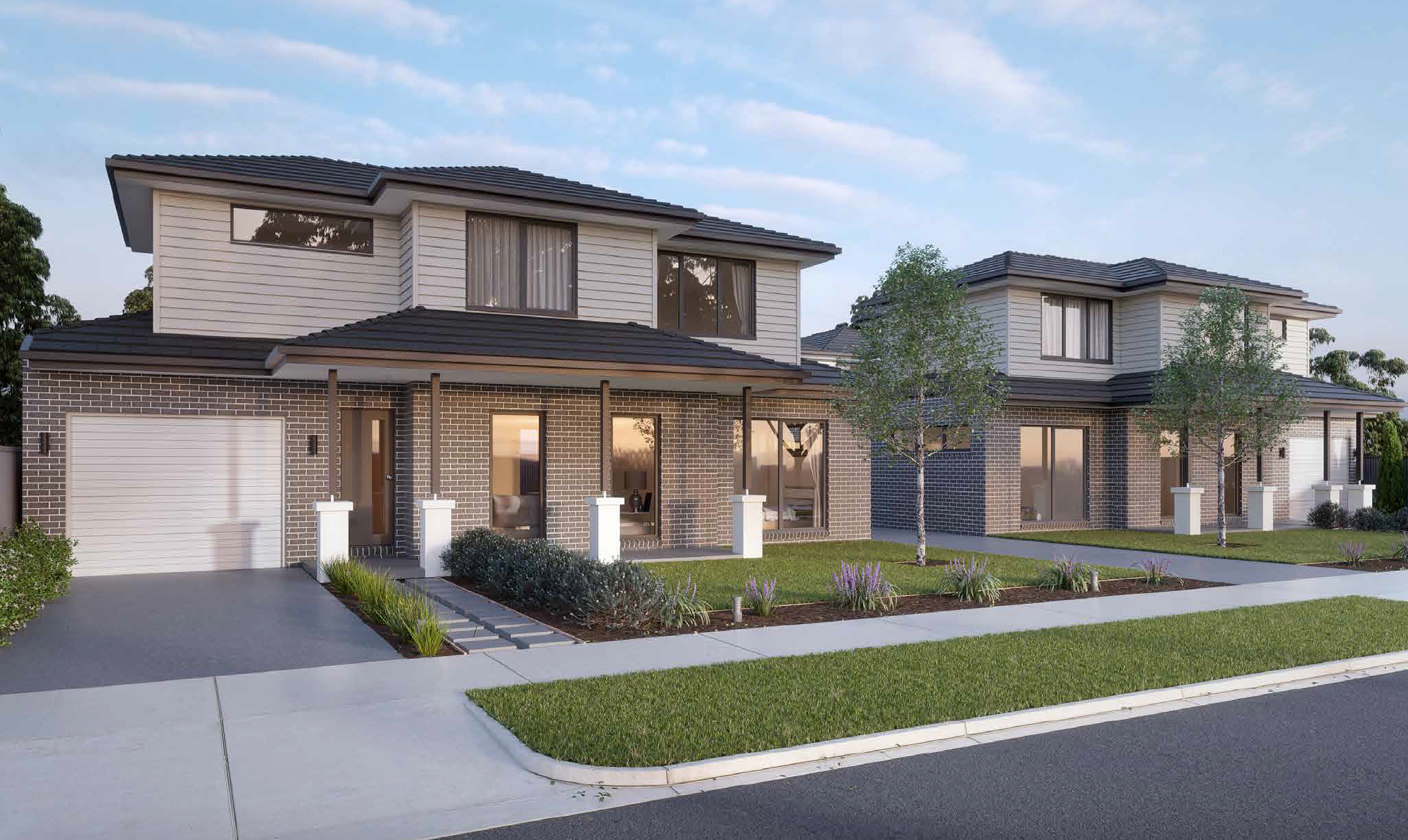 Altona North – Boutique 5 townhouse development