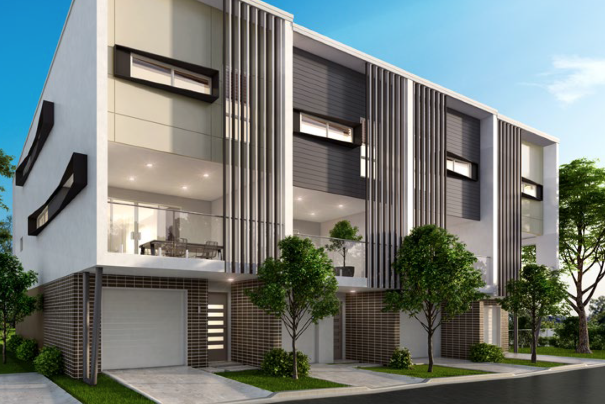 Seven Hills Townhomes